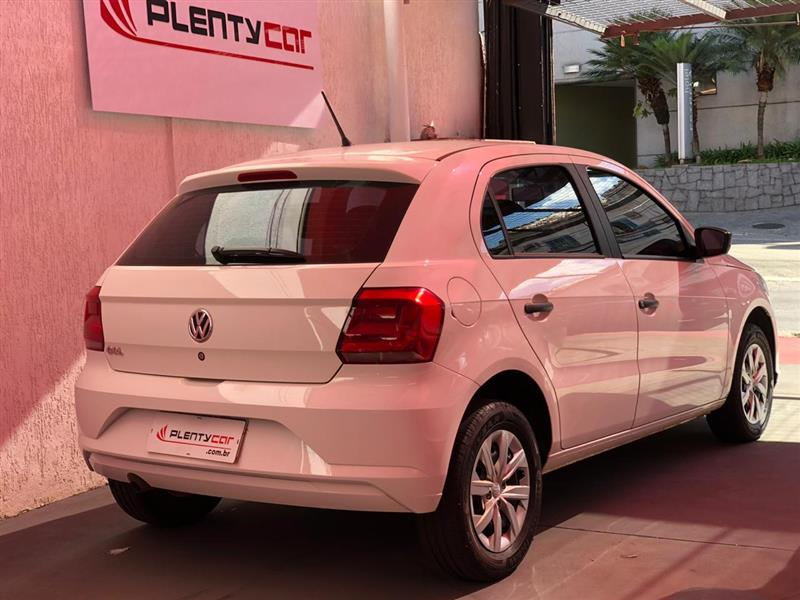 VOLKSWAGEN GOL 1.0 12V MPI TOTALFLEX 4P MANUAL 2018/2019