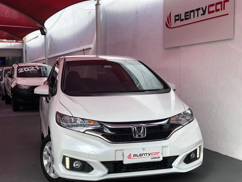 HONDA FIT 1.5 LX 16V FLEX 4P AUTOMÁTICO 2019/2019