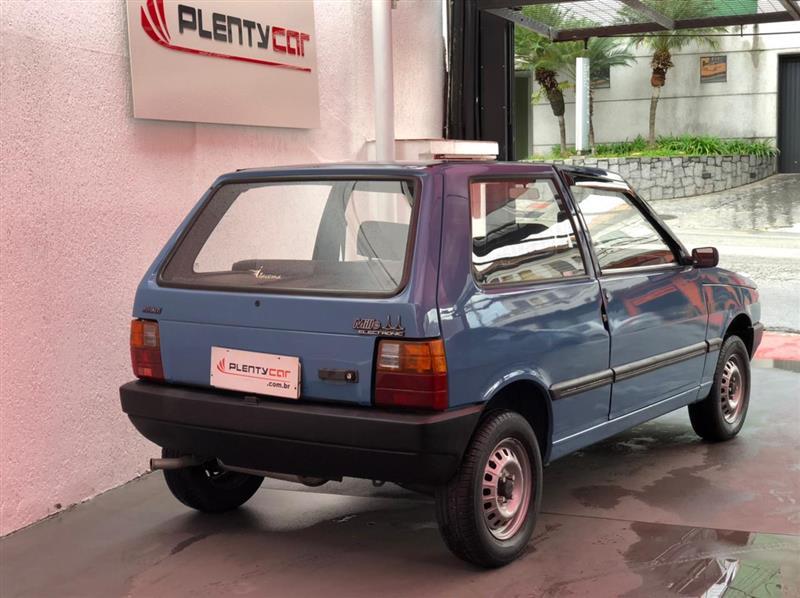 FIAT UNO 1.0 MILLE ELETRONIC 8V GASOLINA 2P MANUAL 1993/1993
