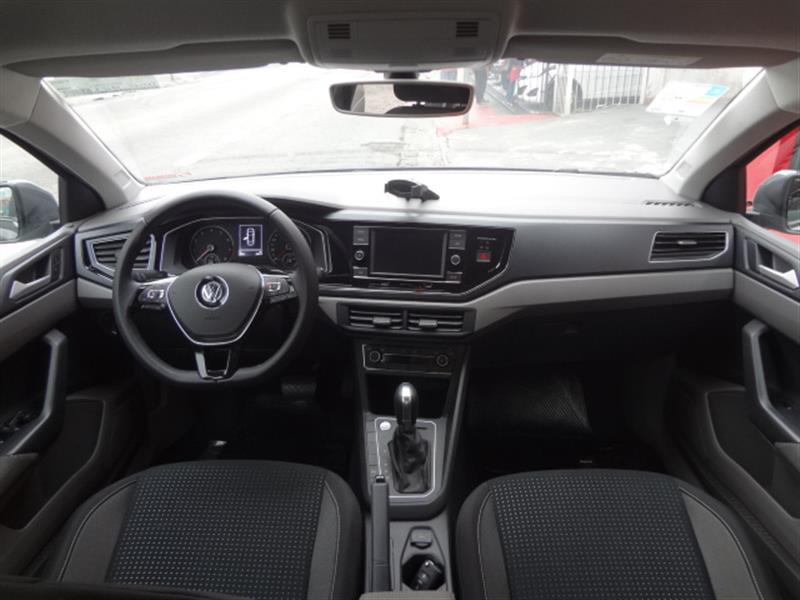 VOLKSWAGEN VIRTUS 1.0 200 TSI COMFORTLINE AUTOMÁTICO 2019/2020