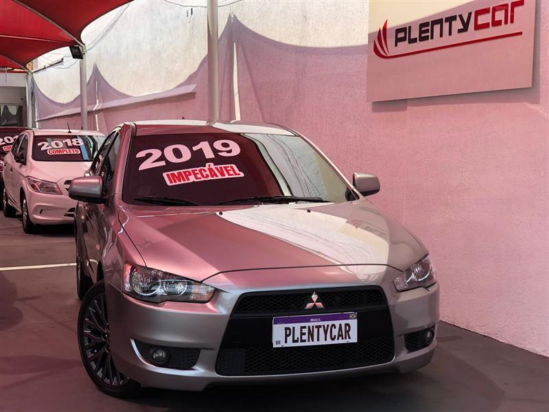 MITSUBISHI LANCER 2.0 HL-T 16V GASOLINA 4P AUTOMÁTICO 2018/2019