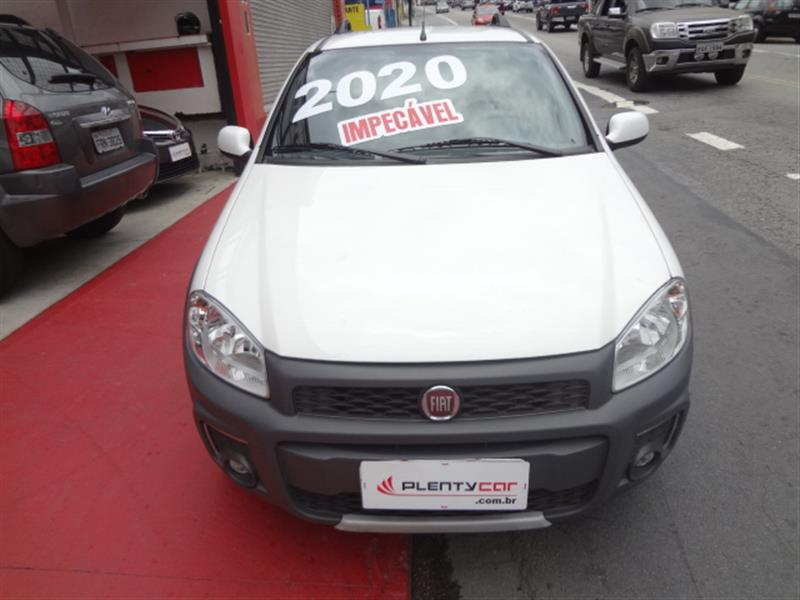 FIAT STRADA 1.4 MPI FREEDOM CS 8V FLEX 2P MANUAL 2019/2020