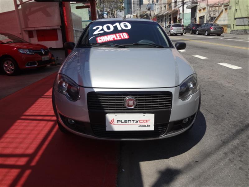 FIAT PALIO 1.4 MPI TREKKING WEEKEND 8V FLEX 4P MANUAL 2009/2010