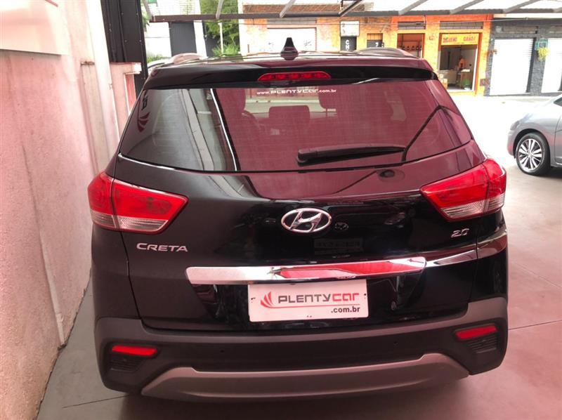 HYUNDAI CRETA 2.0 16V FLEX PRESTIGE AUTOMÁTICO 2019/2019
