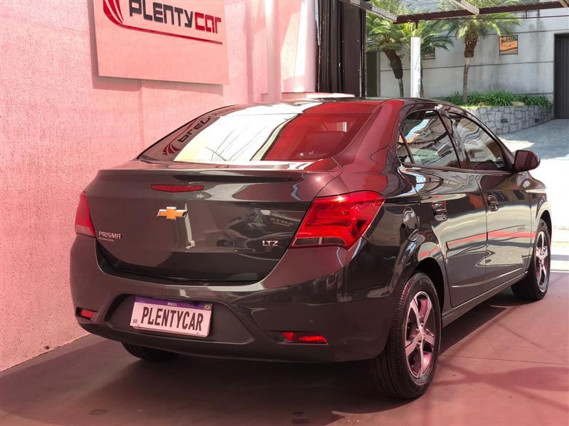 CHEVROLET PRISMA 1.4 MPFI LTZ 8V FLEX 4P AUTOMÁTICO 2018/2019