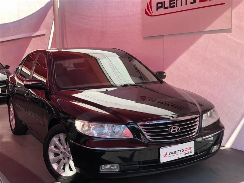 HYUNDAI AZERA 3.3 MPFI GLS SEDAN V6 24V GASOLINA 4P AUTOMÁTICO 2008/2009