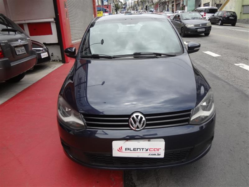 VOLKSWAGEN FOX 1.6 MI PRIME 8V FLEX 4P MANUAL 2010/2011