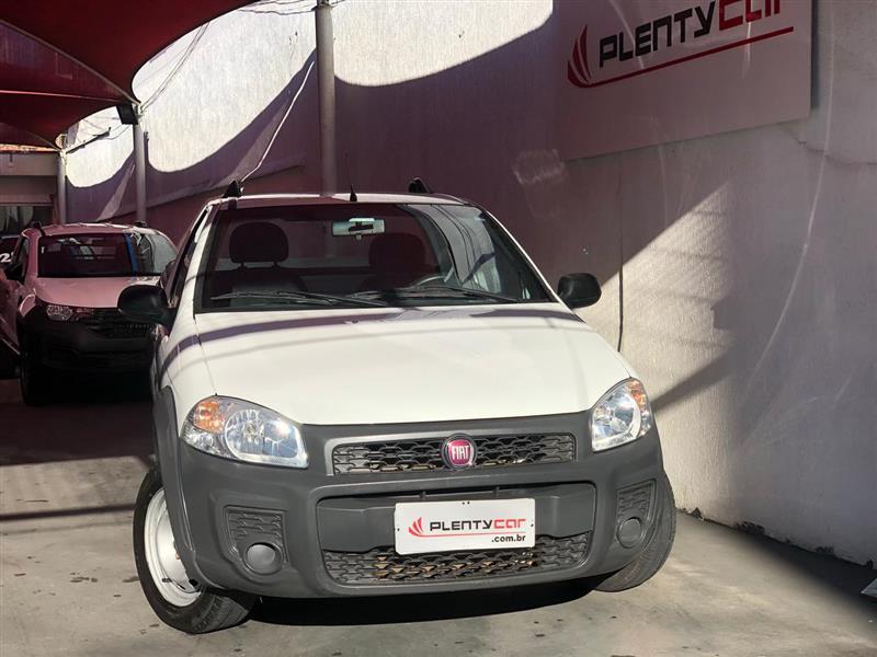 FIAT STRADA 1.4 MPI WORKING CS 8V FLEX 2P MANUAL 2019/2020
