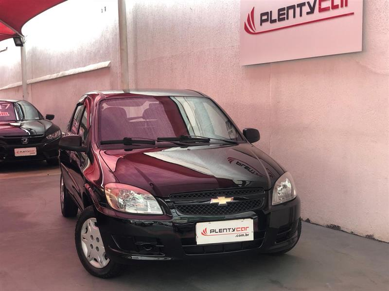 CHEVROLET CELTA 1.0 MPFI LS 8V FLEX 4P MANUAL 2012/2012
