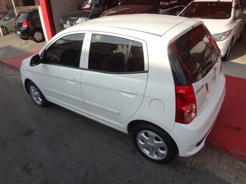 KIA PICANTO 1.0 EX 12V FLEX 4P AUTOMÁTICO 2010/2011