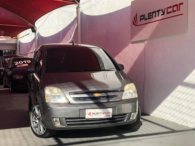 CHEVROLET MERIVA 1.8 MPFI PREMIUM 8V FLEX 4P AUTOMATIZADO 2010/2011