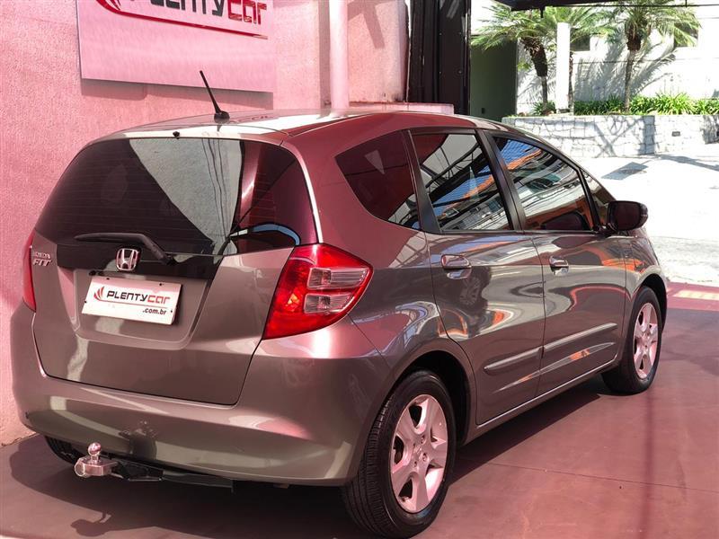 HONDA FIT 1.4 LXL 16V FLEX 4P AUTOMÁTICO 2010/2011