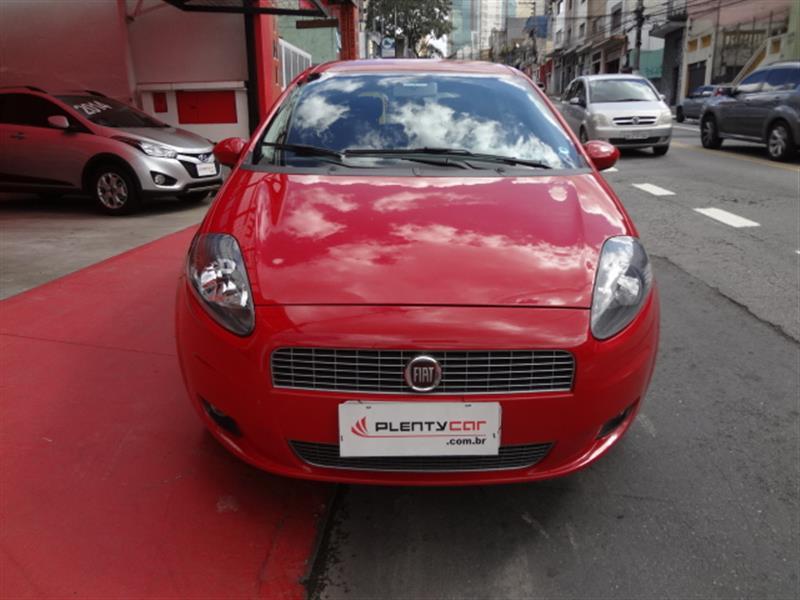 FIAT PUNTO 1.4 ATTRACTIVE ITALIA 8V FLEX 4P MANUAL 2011/2012