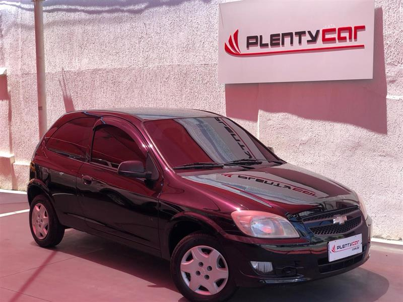CHEVROLET CELTA 1.0 MPFI LS 8V FLEX 4P MANUAL 2011/2012