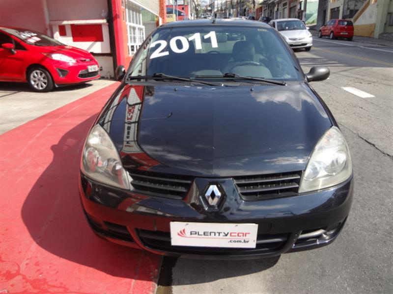 RENAULT CLIO 1.0 CAMPUS 16V FLEX 2P MANUAL 2010/2011