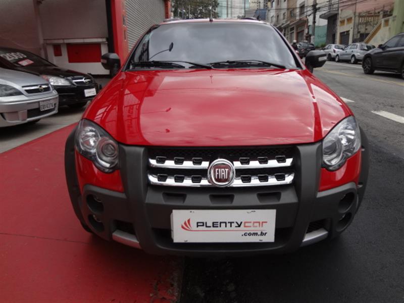 FIAT PALIO 1.8 MPI ADVENTURE WEEKEND 16V FLEX 4P MANUAL 2012/2012