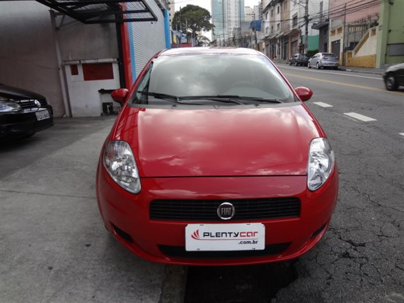 FIAT PUNTO 1.4 ATTRACTIVE 8V FLEX 4P MANUAL 2011/2011