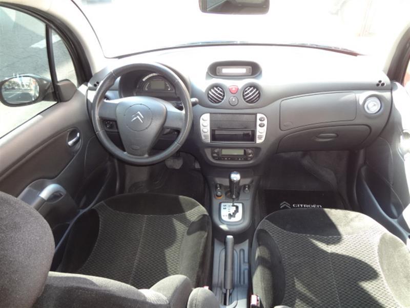 CITROEN C3 1.6 EXCLUSIVE 16V FLEX 4P AUTO 2010/2011
