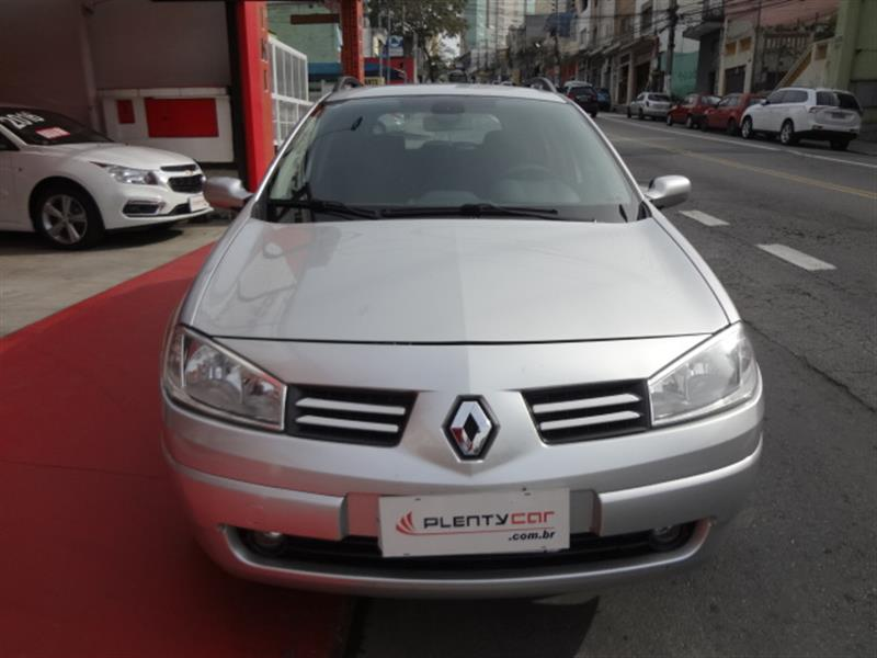 RENAULT MÉGANE 1.6 DYNAMIQUE GRAND TOUR 16V FLEX 4P MANUAL 2011/2011