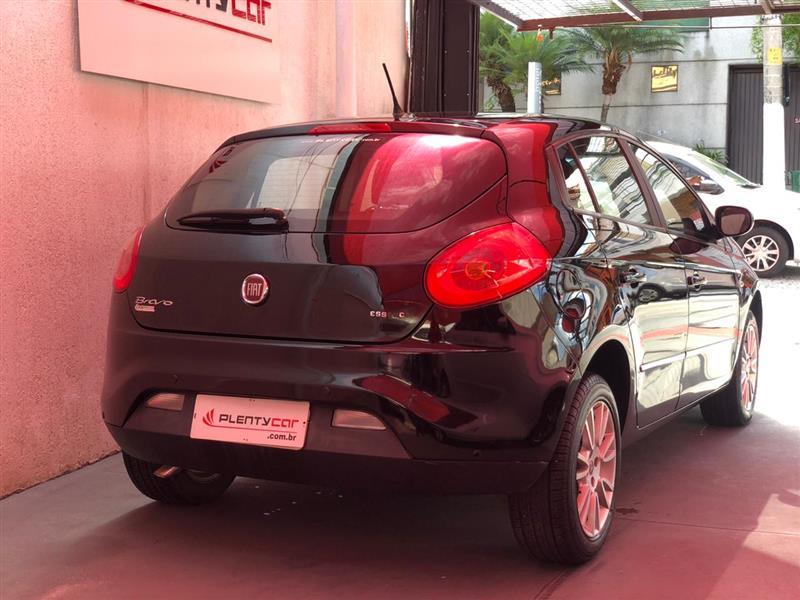FIAT BRAVO 1.8 ESSENCE 16V FLEX 4P AUTOMATIZADO 2011/2012