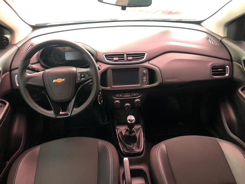 CHEVROLET PRISMA 1.4 MPFI LT 8V FLEX 4P MANUAL 2018/2019