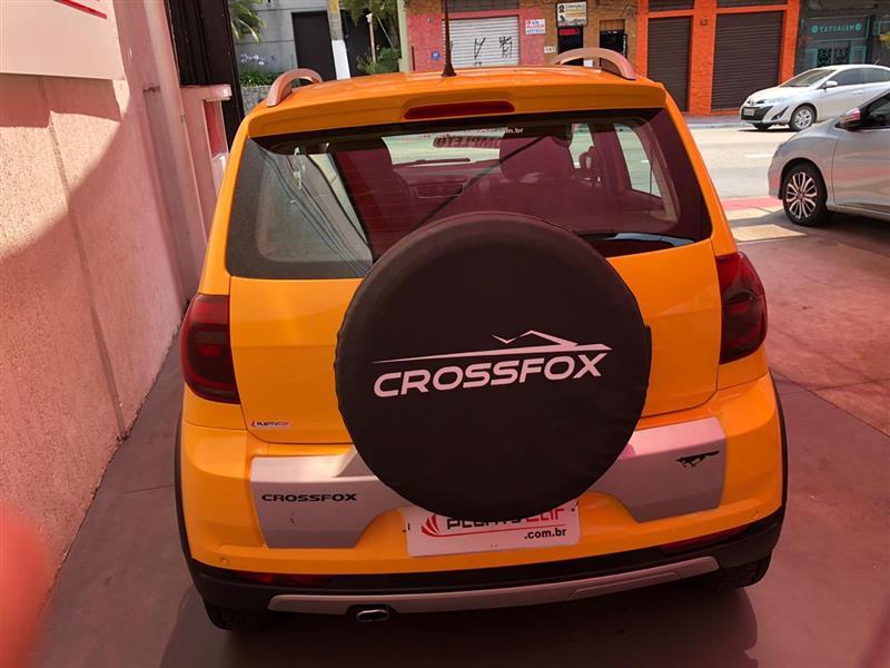 VOLKSWAGEN CROSSFOX 1.6 MI FLEX 8V 4P MANUAL 2013/2013
