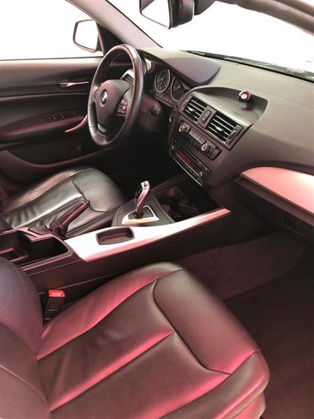BMW 116i 1.6 16V TURBO GASOLINA 4P AUTOMÁTICO 2012/2012