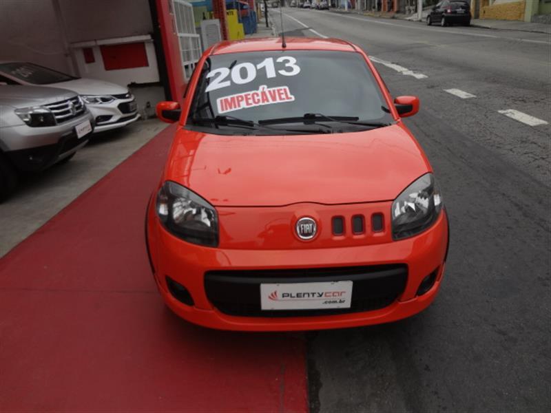 FIAT UNO 1.4 EVO SPORTING 8V FLEX 4P MANUAL 2012/2013
