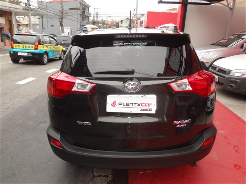 TOYOTA RAV4 2.0 4X4 16V GASOLINA 4P AUTOMÁTICO 2014/2014