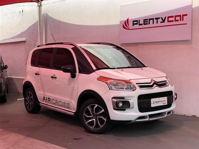 CITROEN AIRCROSS 1.6 GLX 16V FLEX 4P MANUAL 2012/2013