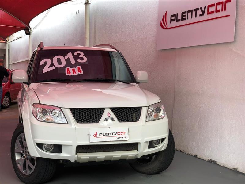 MITSUBISHI PAJERO TR4 2.0 4X4 16V 140CV FLEX 4P AUTOMATICO 2012/2013