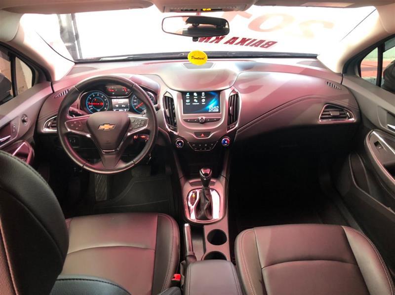 CHEVROLET CRUZE 1.4 TURBO LT 16V FLEX 4P AUTOMÁTICO 2018/2018