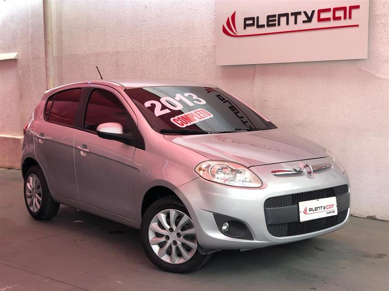 FIAT PALIO 1.6 MPI ESSENCE 16V FLEX 4P MANUAL 2013/2013