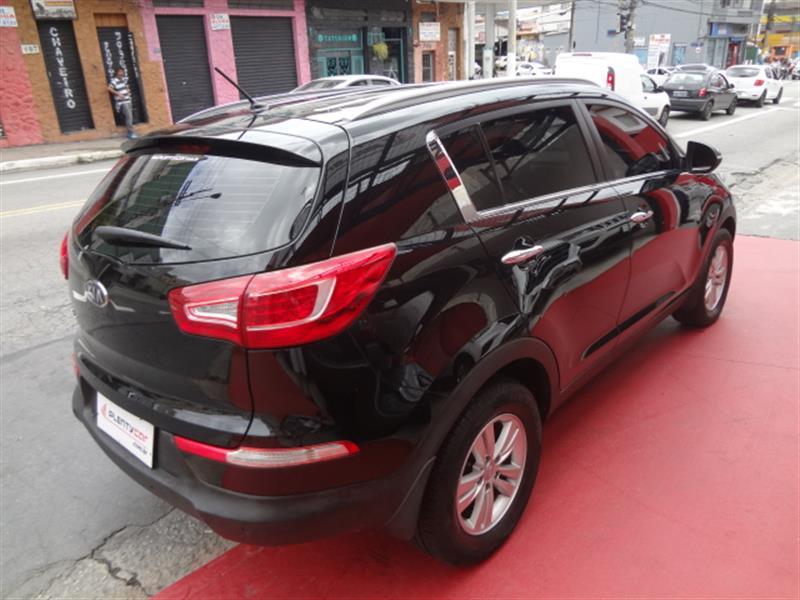 KIA SPORTAGE 2.0 EX 4X2 16V GASOLINA 4P AUTOMÁTICO 2011/2012