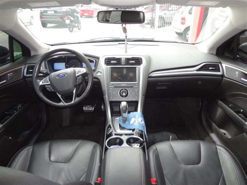 FORD FUSION 2.0 TITANIUM FWD 16V GASOLINA 4P AUTOMÁTICO 2013/2014