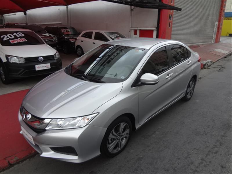 HONDA CITY 1.5 LX 16V FLEX 4P AUTOMÁTICO 2015/2015