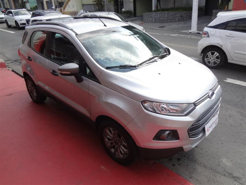 FORD ECOSPORT 2.0 FREESTYLE 16V FLEX 4P POWERSHIFT 2015/2015