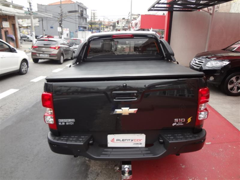 CHEVROLET S10 2.5 FREERIDE 4X2 CD 16V FLEX 4P MANUAL 2015/2016