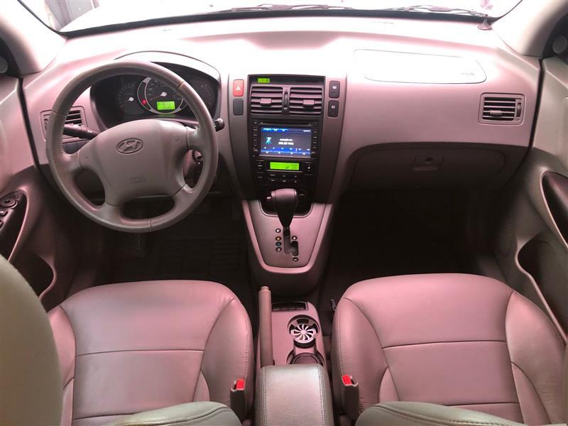 HYUNDAI TUCSON 2.0 MPFI GLS 16V 143CV 2WD FLEX 4P AUTOMÁTICO 2014/2015