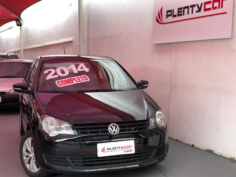 VOLKSWAGEN POLO 1.6 MI 8V FLEX 4P MANUAL 2014/2014