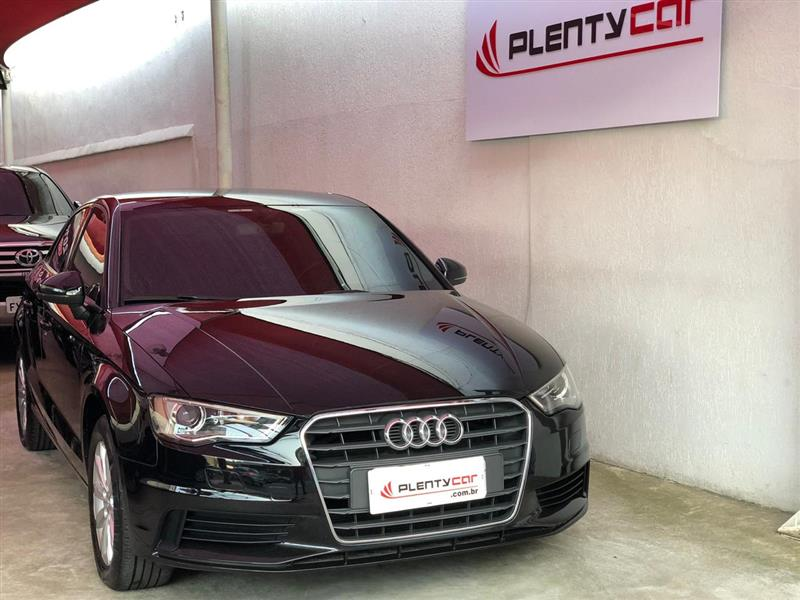 AUDI A3 1.4 TFSI SEDAN ATTRACTION 16V FLEX 4P TIPTRONIC 2016/2016
