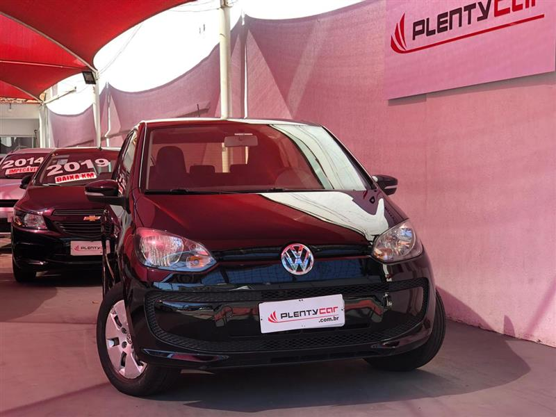 VOLKSWAGEN UP 1.0 MPI MOVE UP 12V FLEX 4P MANUAL 2014/2015