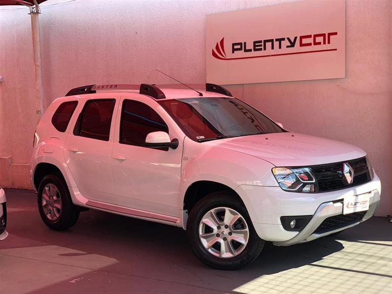 RENAULT DUSTER 1.6 DYNAMIQUE 4X2 16V FLEX 4P MANUAL 2015/2016