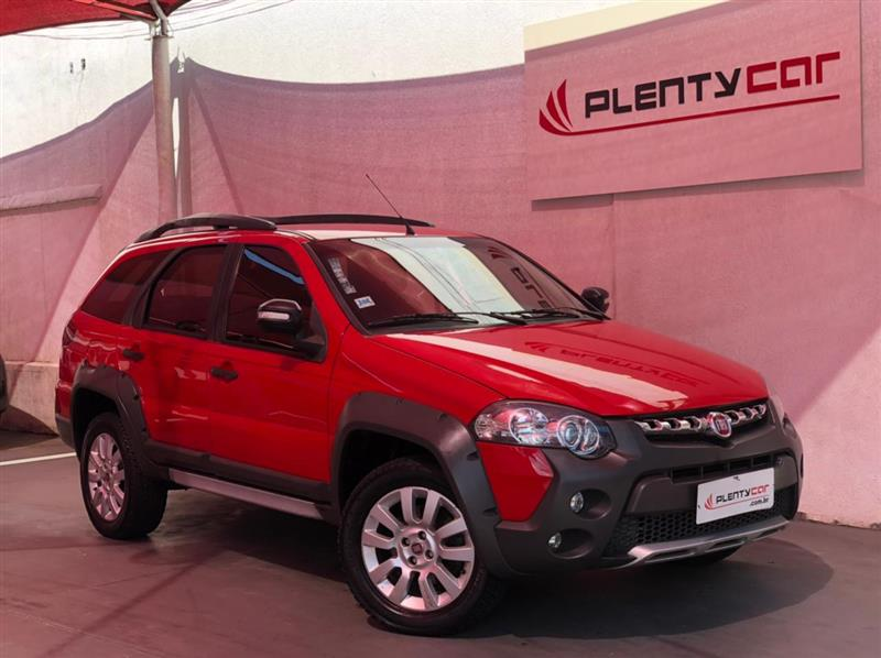FIAT PALIO 1.8 MPI ADVENTURE WEEKEND 16V FLEX 4P MANUAL 2014/2015