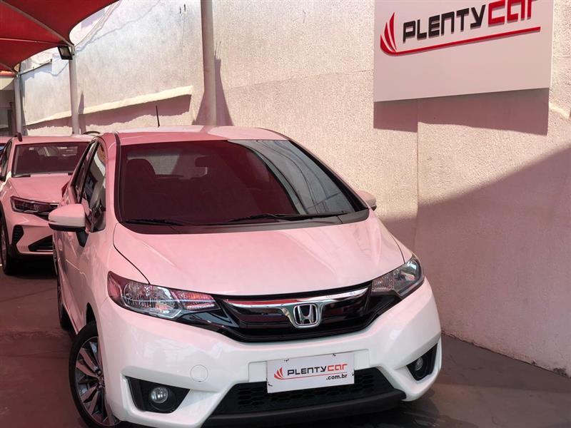 HONDA FIT 1.5 EX 16V FLEX 4P AUTOMÁTICO 2016/2016