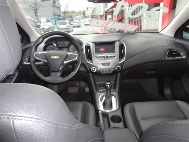 CHEVROLET CRUZE 1.4 TURBO LT 16V FLEX 4P AUTOMÁTICO 2016/2017