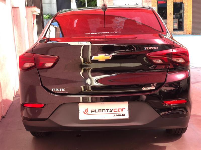 CHEVROLET ONIX 1.0 TURBO FLEX LT AUTOMÁTICO 2020/2020