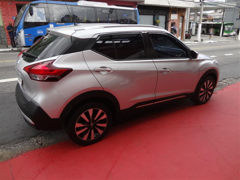 NISSAN KICKS 1.6 16V FLEXSTART SV LIMITED 4P XTRONIC 2016/2017