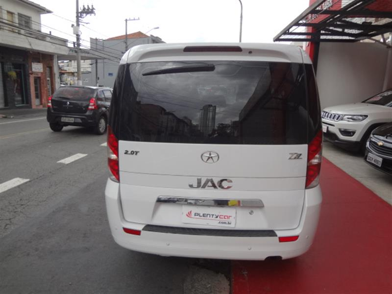 JAC T8 2.0 16V TURBO GASOLINA 4P MANUAL 2014/2014