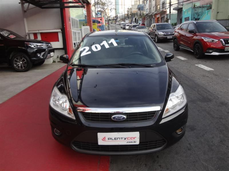 FORD FOCUS 1.6 GL 16V FLEX 4P MANUAL 2010/2011